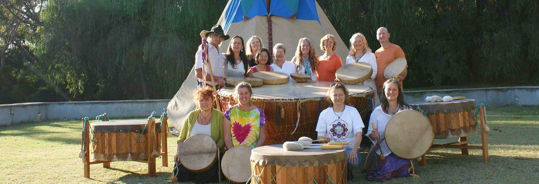 Drumkeepers Initiation