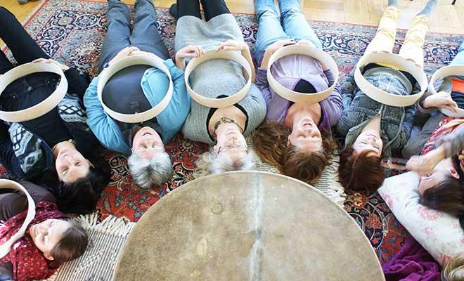 3 Day Workshop - Sound Healing - Power of the Drum