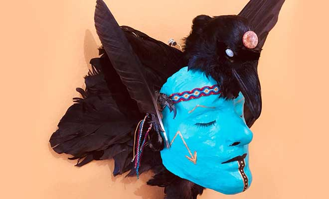 2-3 day workshops - Ceremonial Mask Making Workshop